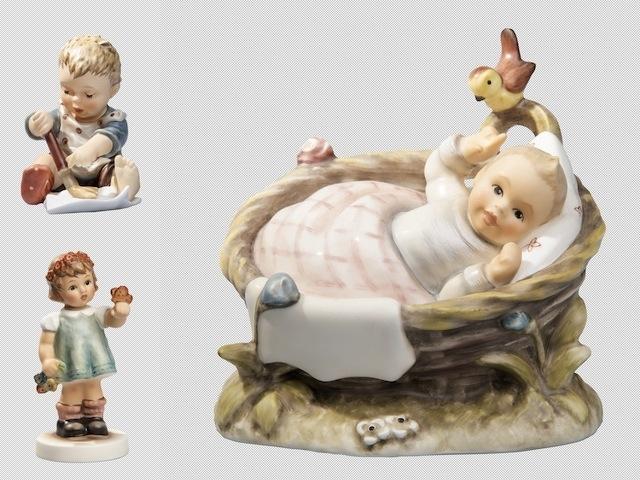 紀念純真「童年往事」,德國喜姆瓷偶首席畫師即將抵台!