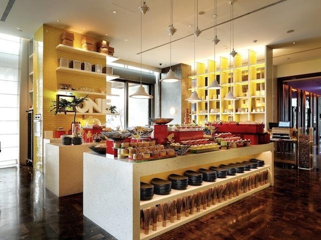 台北W飯店「千元有找,大口吃八方」美食饗宴
