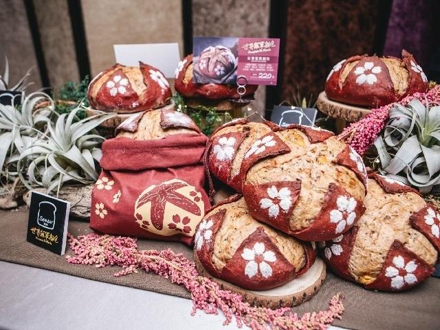 驚豔世界的台灣味,Semeur聖娜「世界冠軍麵包系列」上市