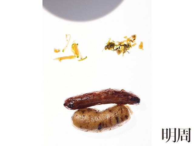 台灣胃-食物肖像系列 雙腸齊飄香