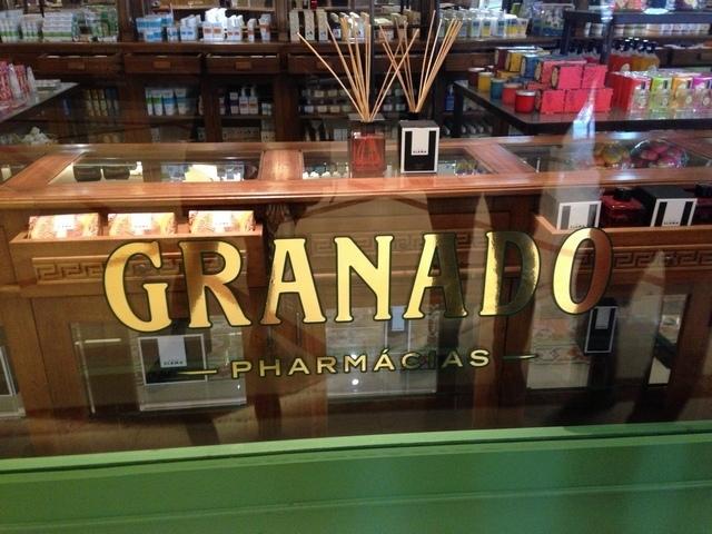 專欄百年美妝品牌GRANADO---來自巴西的復古藥妝店