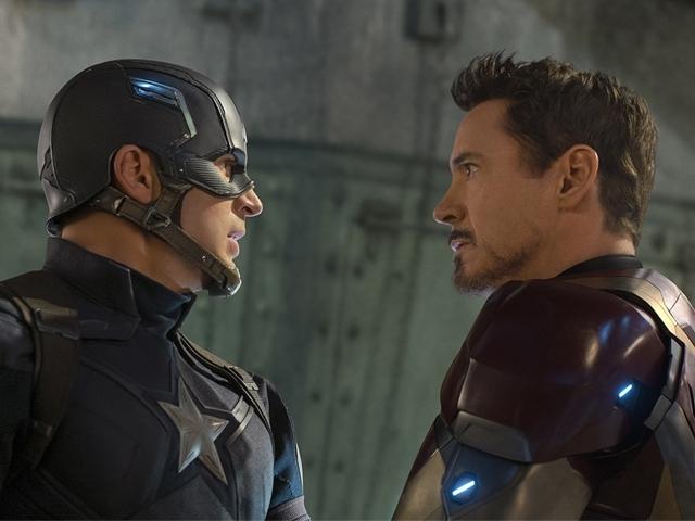 美國隊長對戰鋼鐵人 蜘蛛人究竟挺誰