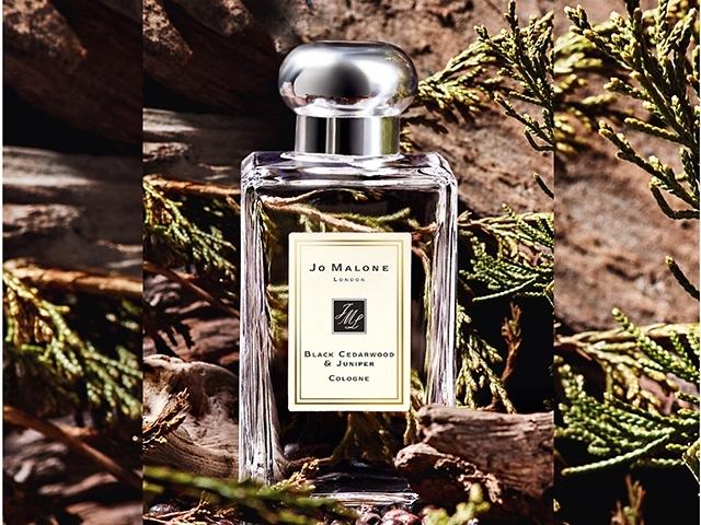 「雨後的性感氣息」-Jo Malone London黑雪松與杜松古龍水