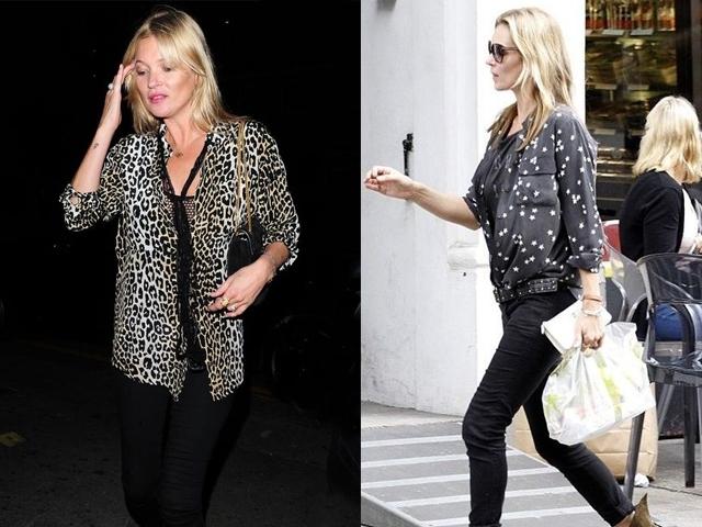 穿上Kate Moss聯名法國性感襯衫Equipment,帥氣滿點!