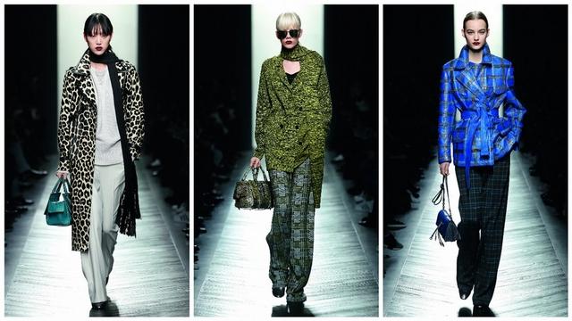 2016秋冬米蘭時裝周:Bottega Veneta  針織情懷