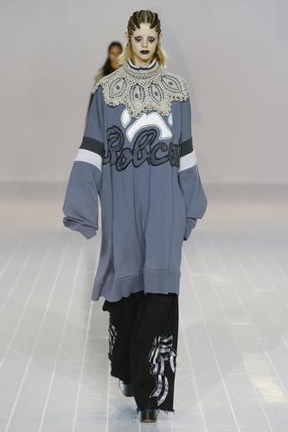 2016秋冬紐約時裝周:Marc Jacobs  闇黑力量
