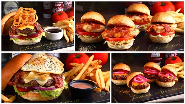 Always Hamburger, Always Friday: TGI Fridays漢堡哈樂DAY
