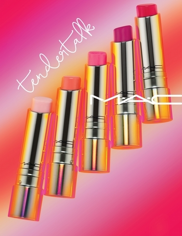 M.A.C 隨體溫變換唇色的潤唇膏