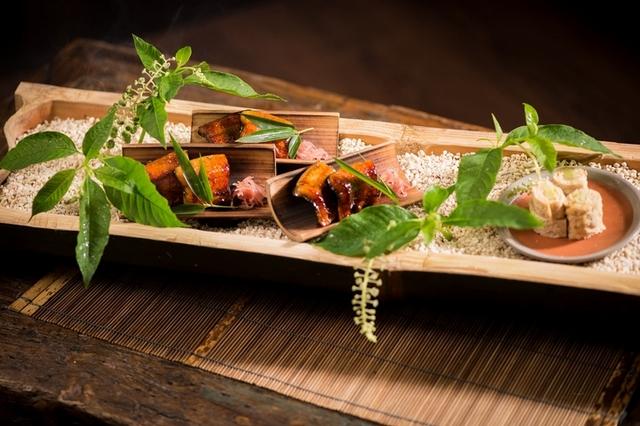 堅持每個月換菜單,台北燈燈庵的「自然流」不造作美味