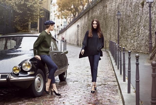 俐落時髦:1960年代 閃耀個人特色與簡約時尚風格的塞納河左岸女性風格