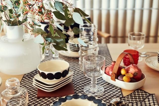 今年就用Marimekko復古過冬!