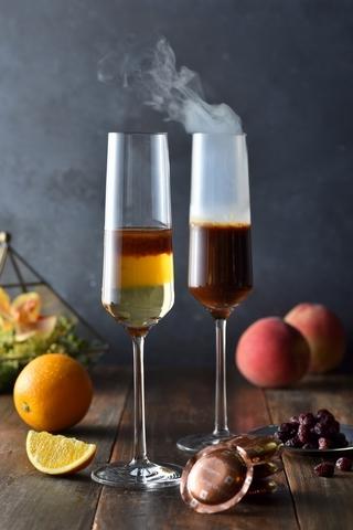 麗晶之夜咖啡特調簡單玩,你也可以打造精品級饗宴