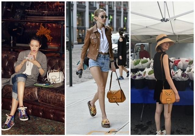 MIU MIU «DAHLIA»黛西亞馬鞍包,馳騁在時尚最前線!