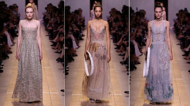"""""""我想讓我主導的時裝可以更融入當代女性所處的世界⋯"""" Maria Grazia Chiuri 表示。"""