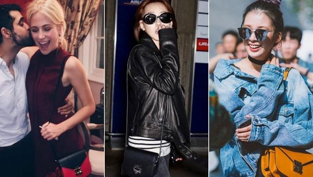 女明星們的時尚對決!韓裔超模Irene Kim撞包小S 都靠MCM氣壓時裝周潮人
