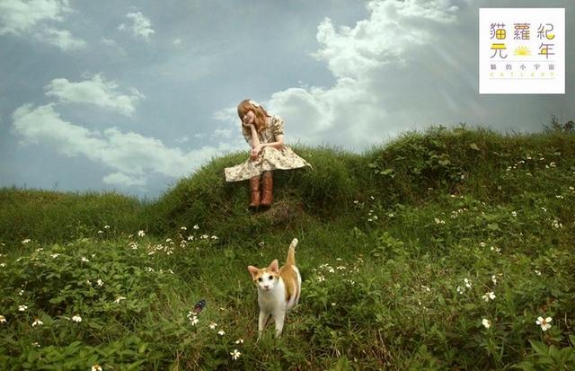 最萌的喵星人攝影展!《貓蘿紀元年:CATLAXY 貓的小宇宙》Stay Real Café盛大展出