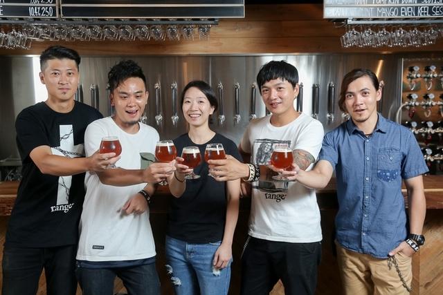 臺虎精釀X滅火器 限定釀造Fire Beer,傳遞如火熱情!