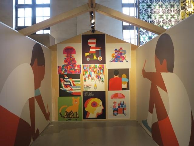 用視覺跑趴  插畫台灣新世代——插畫家的書店時光