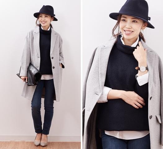 Style 3 OVERSIZE寬版大衣