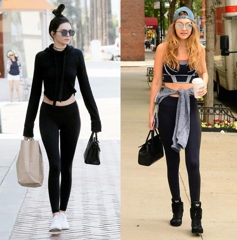 超模Gigi Hadid、Kendall Jenner追捧的愛牌來了!運動這樣穿最時髦