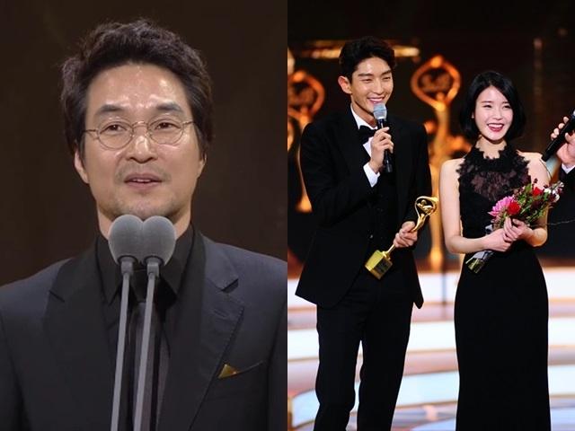 「金師傅」韓石圭SBS奪大賞 「四樹CP」獲獎遭爆料
