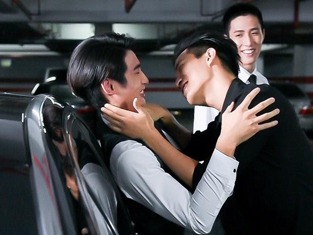 上演另類羅曼史 陳彥允強吻章廣辰洩怒