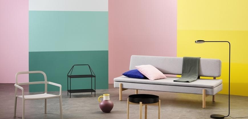 丹麥人氣家居設計品牌HAY 與IKEA 合作系列登台 吸睛單品先搶先贏