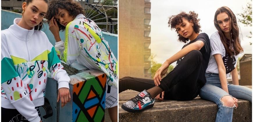 你做自己了嗎?Shantell Martin X PUMA 揮灑塗鴉尋找人生方向