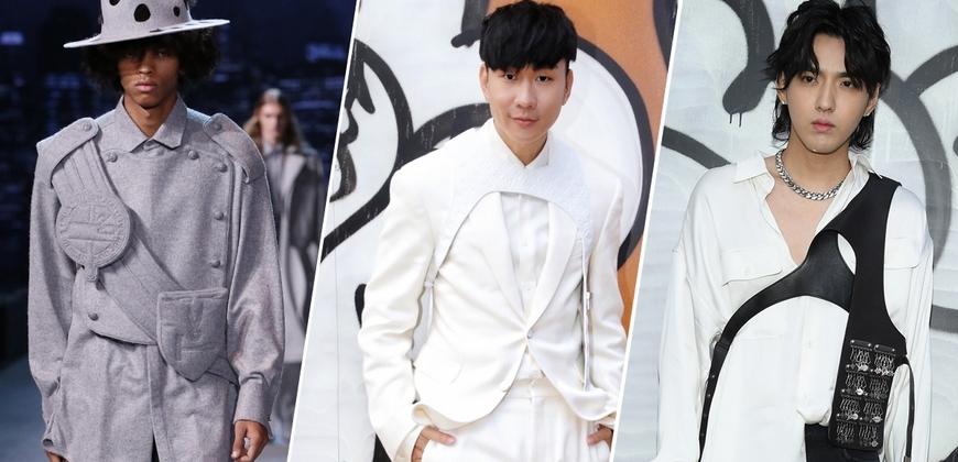 仿佛已經可以看到LV 店外瘋狂排隊的潮人 Louis Vuitton 2019 秋冬男裝大秀向Michael Jackson致敬