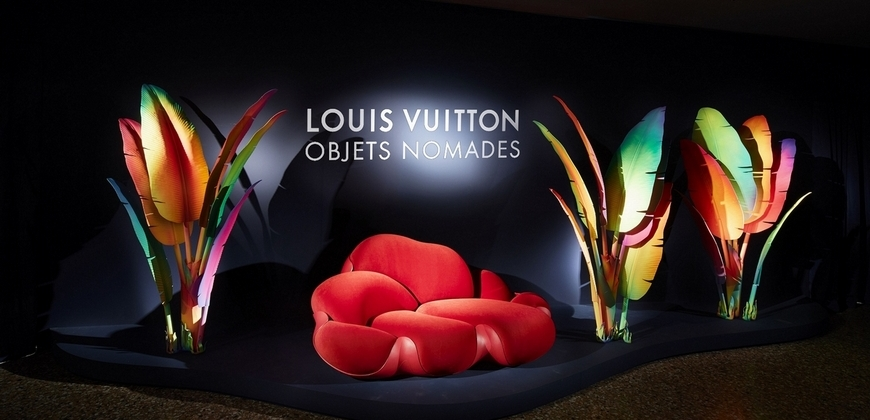 超Fancy!LV全新Objets Nomades系列米蘭設計周首曝光