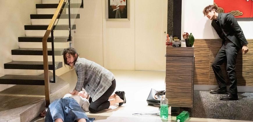 王子邱勝翊翻轉演技超吸睛 《覆活》首播逾383萬人搶看
