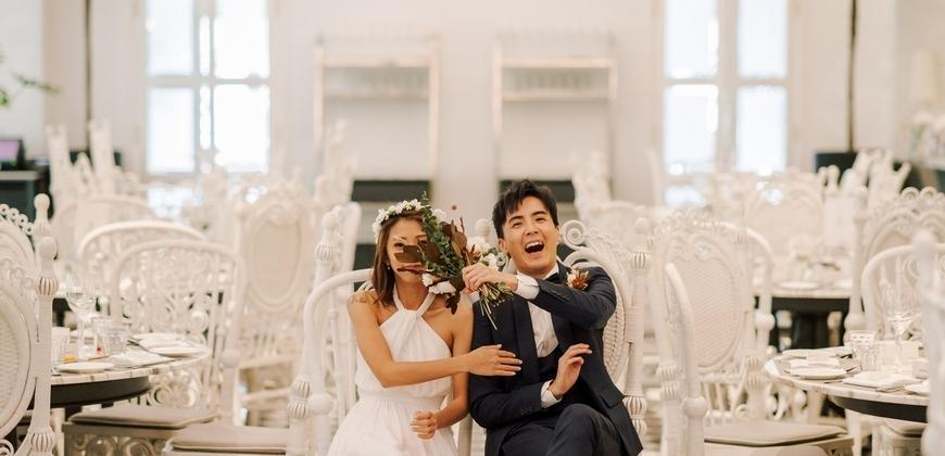 何維健愚人節爆新婚喜訊 寫歌告白愛妻超浪漫