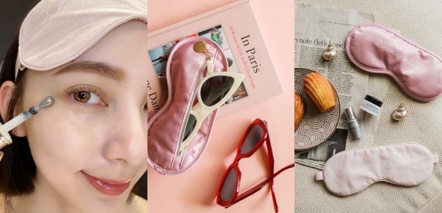 超萌「睡美人大眼包」只送不賣!迷你版彈力冰珠+熬夜雙+眼罩,讓周末追劇雙眼好安心!