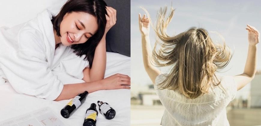 高溫38℃照樣能空氣感甩髮!名人御用髮型師的夏日養髮必學秘訣大公開!