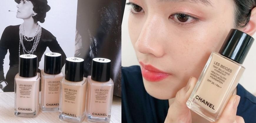 完美10色能特調出最滿意的慕絲底妝,一刷就有自然法式裸素顏光澤!