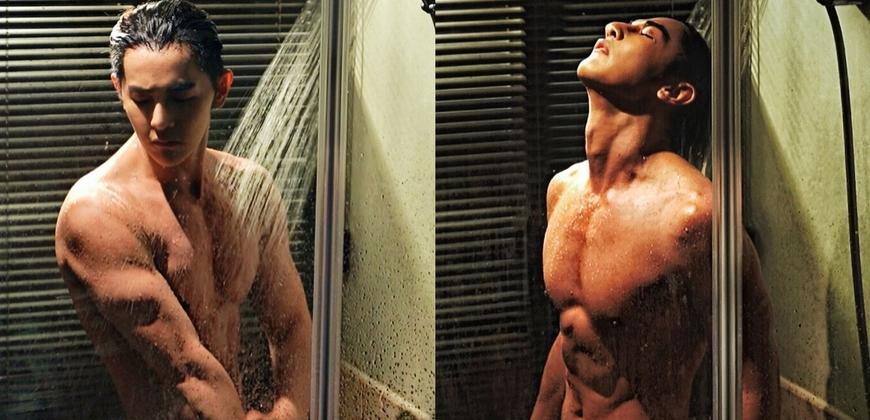 汪東城願出借自家浴室露猛肌!自曝洗澡戲浴巾狂下滑