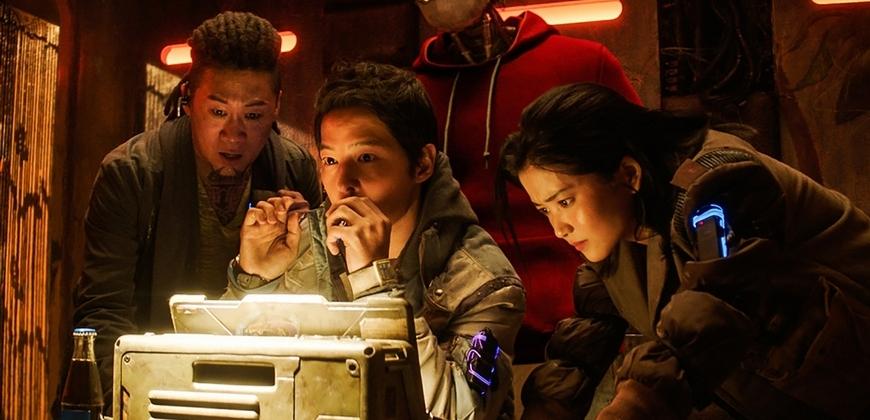 宋仲基主演科幻韓片《勝利號》 登陸Netflix全球上映