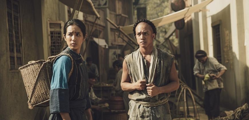 《斯卡羅》首波預告曝光!8月14日開播