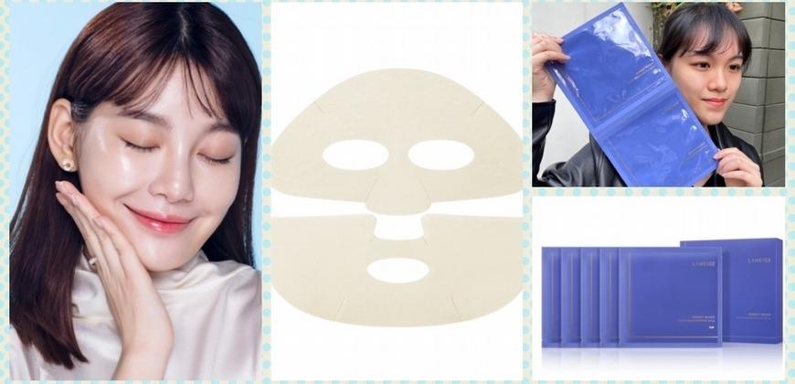 韓妞必備約會美肌神面膜,就像『#敷的電波』一樣,臉型瞬間上揚好幾度!