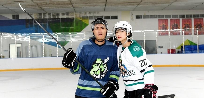 賴雅妍練冰球錯頻告白教練!王傳一崩潰喊「男主換人當」