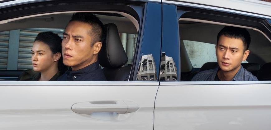 《第三佈局 塵沙惑》6月播出 莊凱勛張榕容劉冠廷尬演技