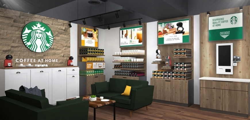 全台首家星巴克體驗館進駐IKEA內湖店  享受一分鐘現煮星巴克經典風味咖啡