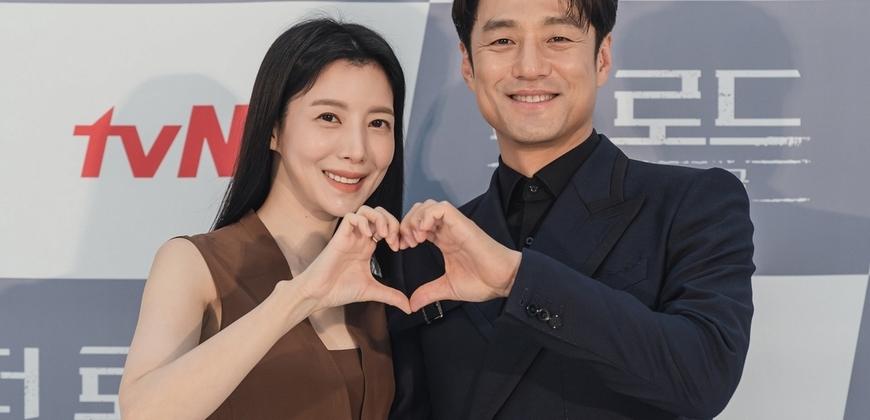 攜手尹世雅又成「驚悚夫妻」!池珍熙嘆「下次要拍愛情劇」