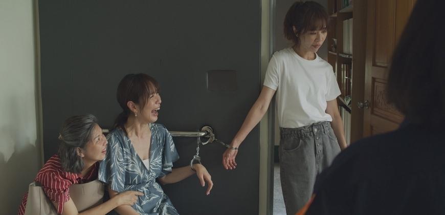 天心為《俗女2》素顏上陣!陳嘉玲大鬧警局稱霸收視