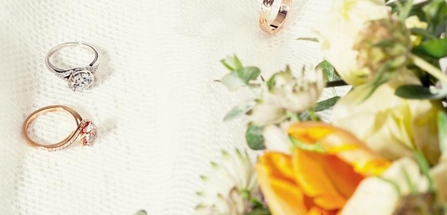 完美花嫁  婚紗與婚戒的流行進化論(上)