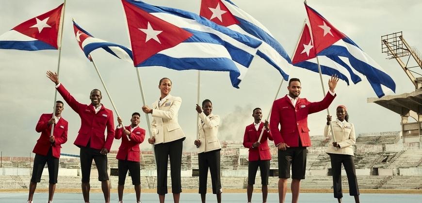 直接頒金牌啦!紅底鞋王Christian Louboutin親自為古巴設計奧運隊服