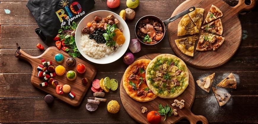 舌尖上的奧運熱!美福飯店推巴西美食與創意調酒