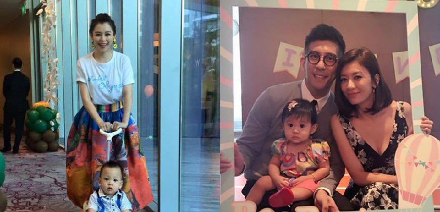 徐若瑄、賈靜雯星寶貝的周歲趴!最強萌娃Dalton VS.咘咘一歲啦