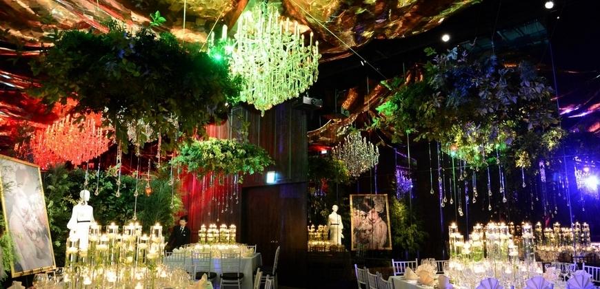 訂製完美婚禮,君品酒店聯手婚宴精品一站服務到位