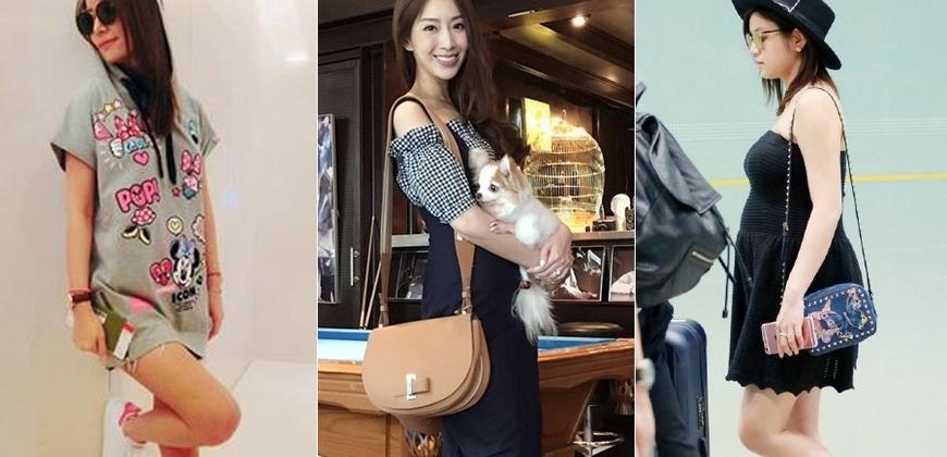 這就是嫁給愛情的樣子!林心如、陳妍希孕穿搭不只減齡,根本美少女無誤!